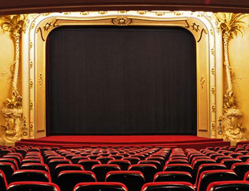 Film är bäst på teatern!